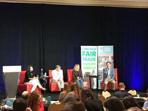 Panel Discussion at Fair Trade Campaign National Conference Chicago