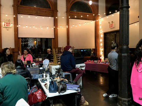 Brooklyn holiday pop up market