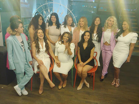 Leading Latinas in New York 2019 Photoshoot at WEwork