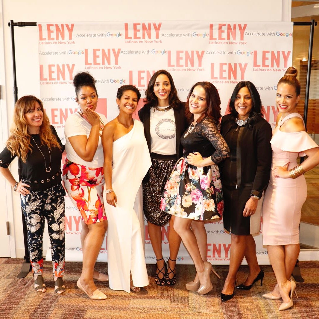 Latinas En New York (LENY) 2018 at Accelerate with Google