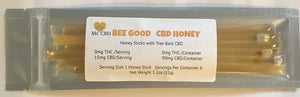 Mr. CBD Honey Sticks