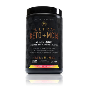 Ultra Keto + MCTs