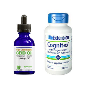 Brain Health with Life Extension & Mr. CBD