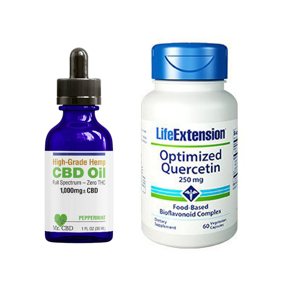 Immune Support from Life Extension & Mr. CBD