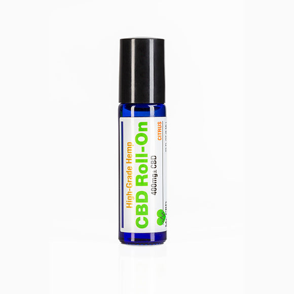 Mr. CBD Roll-On with 400mg CBD