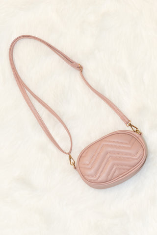 Fancy Fanny Pack in Blush