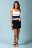 Serena Skirt, Black