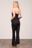 Hidden Hills Jumpsuit in Black