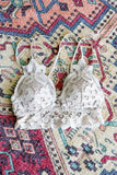 Amazing Lace Bralette in Light Taupe