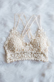 Daisy Dreams Bralette in Cream