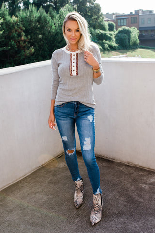 Courtney Jeans in Medium