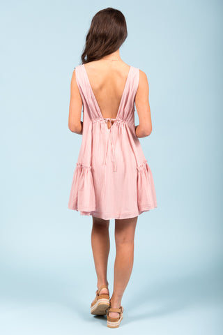Sweeter Than Candy Dress in Pink