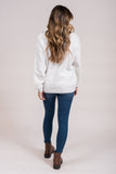 Forever After All Sweater in Ivory