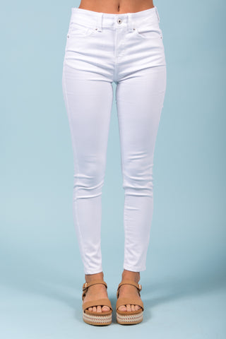 Morgan Jeans in White