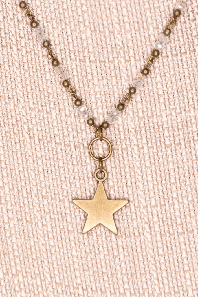 Macey Necklace in Star
