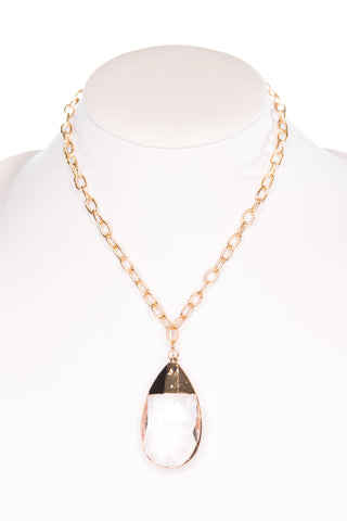 Anne Necklace in Gold