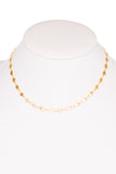 Aurelia Necklace in Gold