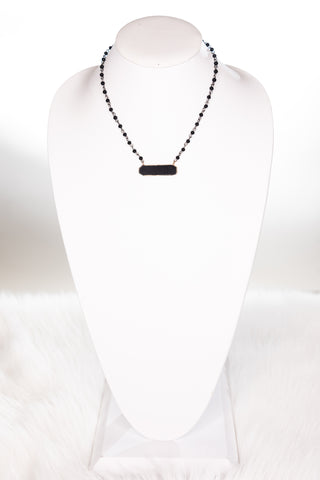 Charlotte Choker in Black
