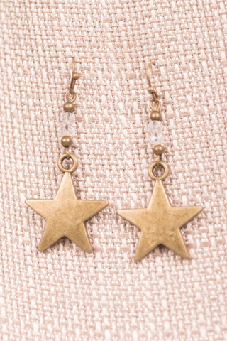Macey Earrings in Star