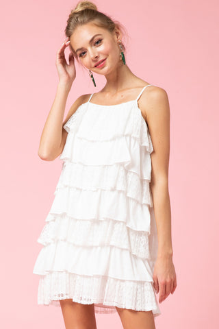 Ruffled Feathers Dress