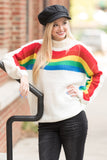 Double Rainbow Sweater