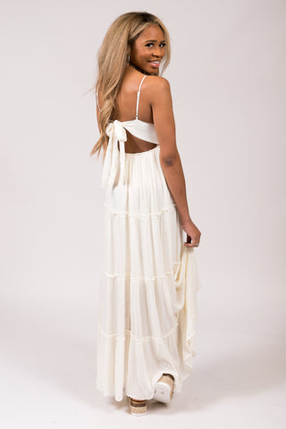 Sweet Like Cinnamon Maxi Dress