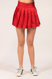 Someone New Skort in Red