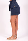 Ready to Grow Skirt in Navy