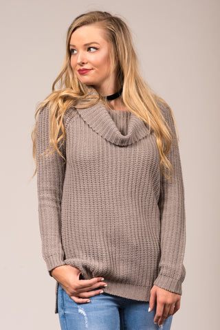 A Million Dreams Sweater in Pearl Grey