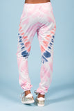 Sunset Vibes Tie-Dye Sweats