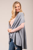 Charlotte Cardigan in Grey