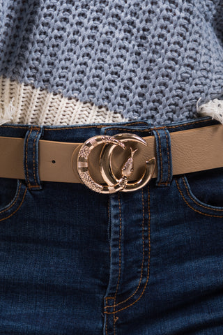 Sly & Sleek Belt