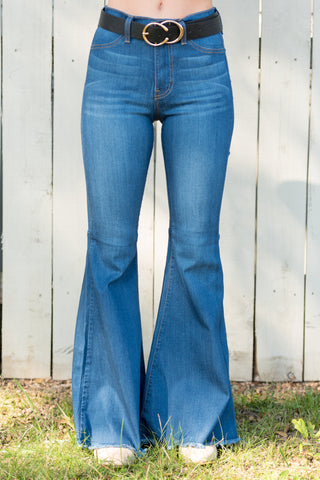 Throwback Flare Jeans