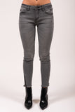 Chandler KanCan Jeans in Light Grey