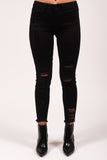 Gemma Jeans in Black