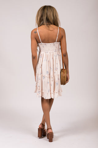 Iconic Soul Dress in Natural