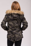 Frosty Forest Jacket in Camo