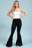 Favorite Flare Jeans in Black