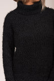 Cool Again Sweater in Black