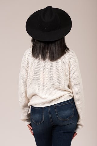 Unforgettable Sweater in Ivory