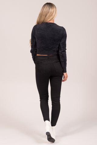 Morgan Jeans in Black