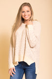 Warming Up Sweater in Beige