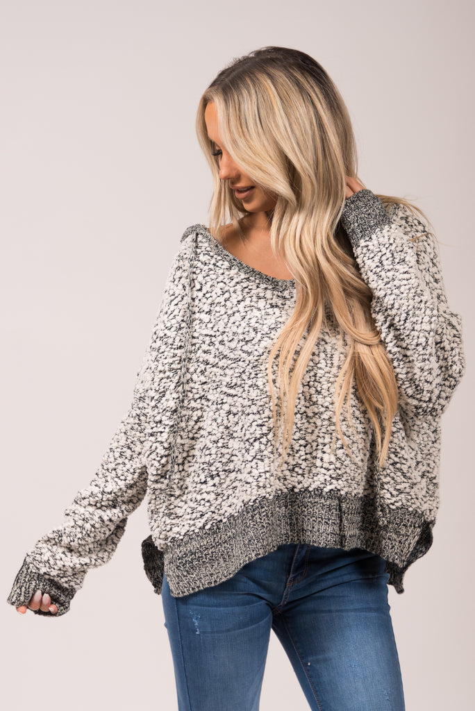 Into The Night Sweater