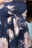 Ocean City Dress in Navy