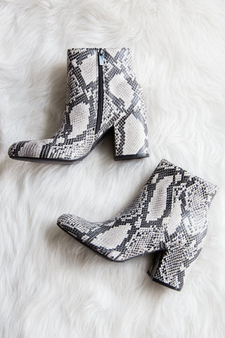 Sly Sliver Booties