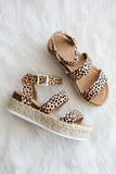 Dance in The Sunshine Sandals in Cheetah