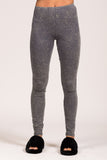 Down to Chill Leggings in Grey