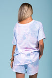 Cozy Casual Tie-Dye Top