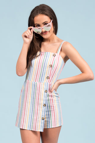 Dream in Color Romper