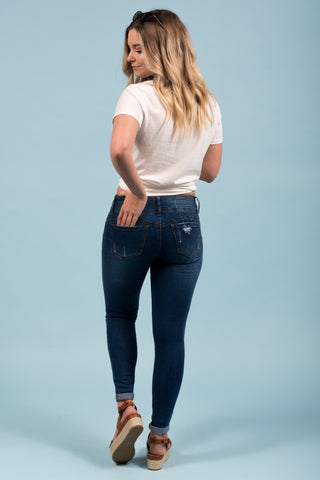 Jenni Jeans in Medium